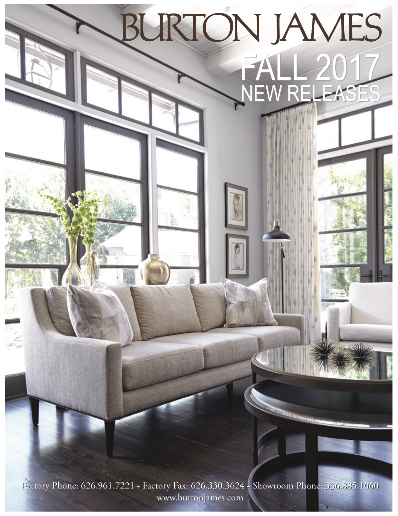 Whatu0027s New? [ Fall 2017 Introductions ]. By Burton James