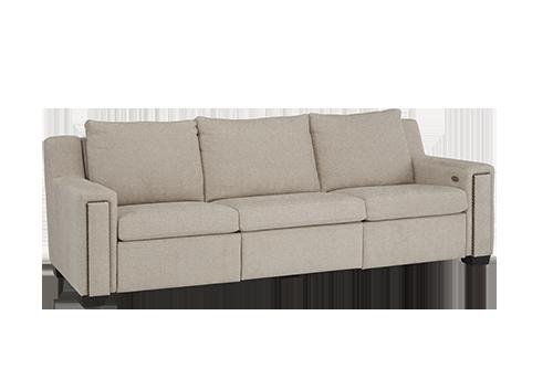 672 Sofa Recliner Burton James